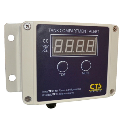Waste Oil Tank Alarms