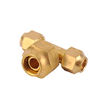 Brass Flared Fittings