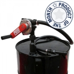 Piusi Stainless Rotary Hand Fuel Transfer Pump - Product of the Month