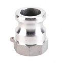 Camlock Male Adaptor with Female Thread