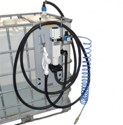 Air Operated AdBlue Pump - IBC Version