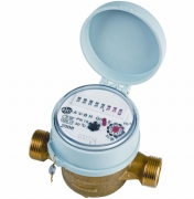 Alfa Single-Jet Water Flow Meter