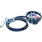 Enlarge Piusi 12v Diesel Transfer Pump - Vertical Ports