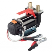 Piusi BP3000 Portable 12v Diesel Transfer Pump - Vertical Ports