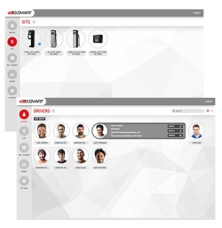 B.SMART Manager's Online portal - Set Up Screens