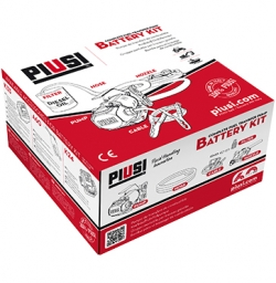 Piusi Battery Kit Display Box