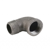 M x F Elbow Malleable Iron Pipe Fittings