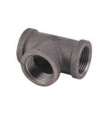 Equal Tee Malleable Iron Pipe Fittings
