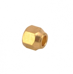 Brass Flare Nut Oil Line Fittings