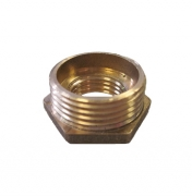 Hexagon Bush Brass Pipe Fittings