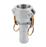 Camlock Female Coupler with Hose Shank