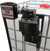 IBC Electric Oil Transfer Pump Kit - Viscomat