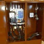 Enlarge CTS Fuel Recirculation Unit Installed
