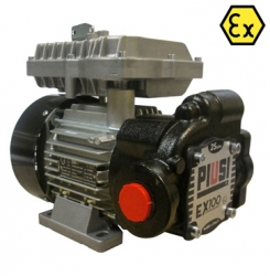 Piusi EX100 Fuel Transfer ATEX Pump