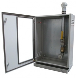 Fuel Tank Fill Point Cabinet