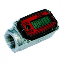 GPI Turbine Digital Fuel Flow Meter