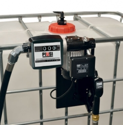 IBC Transfer Pump Kit