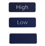 Enlarge Tank Alarm Level Labels