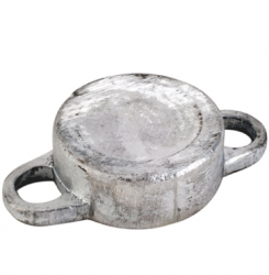 Aluminium Locking Fuel Cap Lug Ring