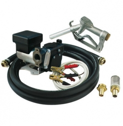 Piusi Panther DC 12v Fuel Transfer Pump Kit
