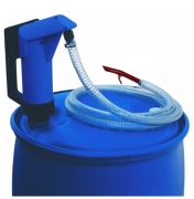 Manual Drum Mounted Piston AdBlue Pump - With hose