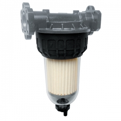 Piusi Clear Captor Water/Particle Fuel Tank Filter