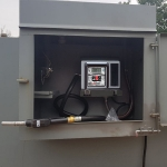 Enlarge Piusi MC Box B.SMART Fuel Management System Installed