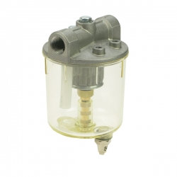 Plastic Heating Oil Bowl Fuel Filter