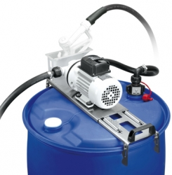 Suzzara Blue Drum Mounted AdBlue Transfer Pump