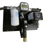 Piusi Wall Mounted Diesel Refuelling Pump + Pulse Meter