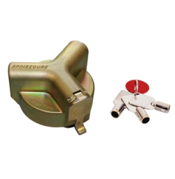 Spinsecure Oil Tank Lock & Keys