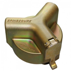 Spinsecure Oil Tank Lock