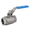 Stainless Steel Lockable Lever Ball Valve
