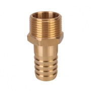 Brass BSPT Hose Tail
