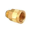 Brass Hose Swivel