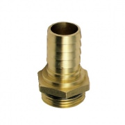 Brass Hose Tail