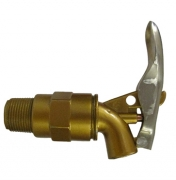 Brass Drum Tap