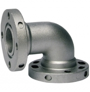 Flanged Elbow Pipe Fittings