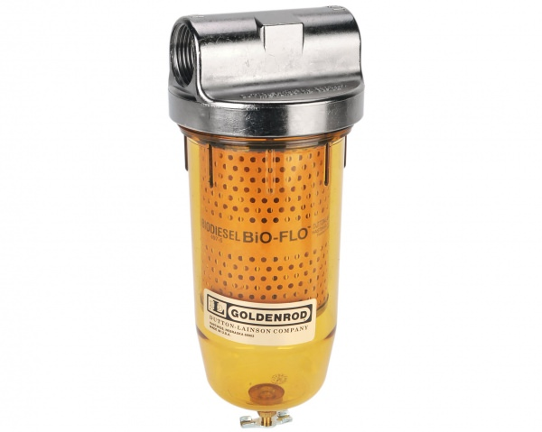 GoldenRod Bio Fuel Tank Filter