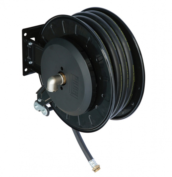 Piusi Automatic Diesel Hose Reel & Retractable Fuel Hose