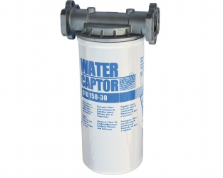 Piusi Water Captor Fuel Tank Filter 150lpm
