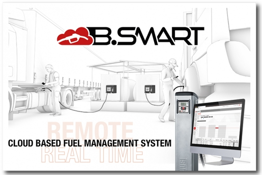 Piusi B.SMART Fuel Management System