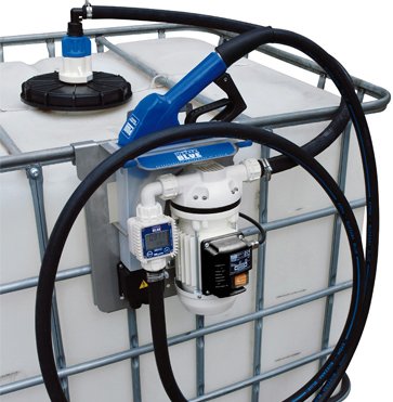 IBC AdBlue Pumps