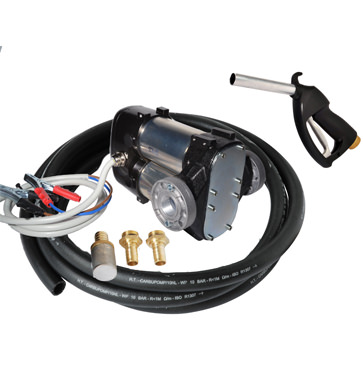 Piusi Bi-Pump 12v Fuel Transfer Pump Kit