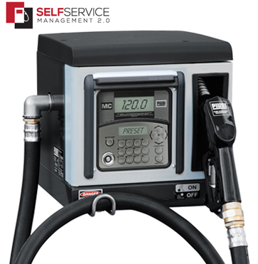 Cube MC 2.0 Fuel Monitoring System