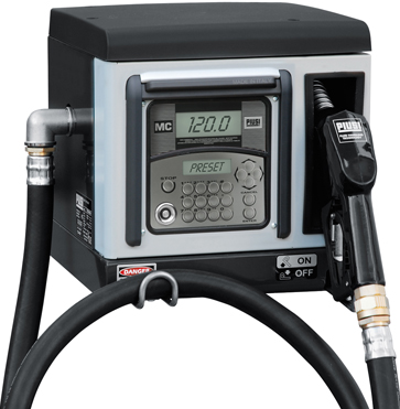 Cube 70 MC Fuel Management System