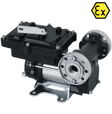 Piusi EX50 ATEX 12v Fuel Transfer Pump