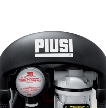Piusi Elite Three25 AdBlue Transfer Pump 3D Filter