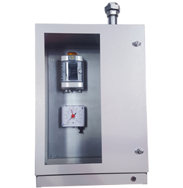 Fuel Tank Fill Point Cabinet Example Installation