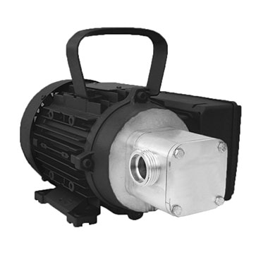 Flexible Impeller Electric Oil Transfer Pump